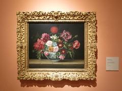 Friday Colours - Summer Flowers (Pushapoze (NMP)) Tags: spain madrid painting museum thyssenbornemisza flowers bouquet