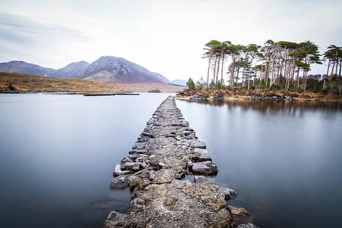 walkway to the Island