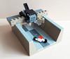 Terminator 2   Truck Chase Micro Scene Lego (dhsign) Tags: lego terminator micro bike bridge