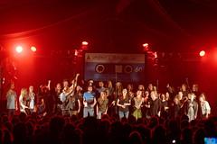 Würzburger Kneipenchor (mattrkeyworth) Tags: batis135 würzburgerkneipenchor umsonstunddraussen udwue2018 würzburg chor konzert music festival sonya7riii