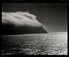 Cloudline (tsiklonaut) Tags: pentax 6x7 67 film analog analogue analogica analoog 120 roll medium format kodak trix 320 txp black white negro y blanco mustvalge lõuna aafrika vabariik lav south africa za cape good hope landscape indian ocean atlantic seascape mountain cloud effect percipitation drum scan drumscan scanner pmt travel discover experience