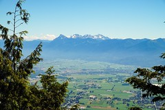 Sumas Mountain (Alanna's Photos) Tags: sonya5000 sony mountains view throughherlens mountcheam sumasmountain hike beautifulbc centennialtrail