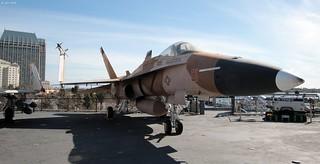 Boeing F A-18 Hornet