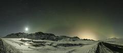 Krýsuvík (Alfredo Madrigal) Tags: aurora boreal northem lights iceland islandia astronomy astrophotography moon moonlight milkyway