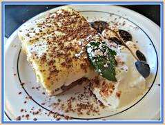 Decadent Tiramisu (bigbrowneyez) Tags: dessert decadent creamy whippedcream rich coffee espress beautiful delicious edible dreamy sweet luscious fresh tasty dolce eatdessertfirst pretty artful lovely