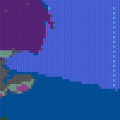 amoxillin_result (fsaiwxbm12) Tags: lego art bricks blocks patterns mosaics codes symbols drugs medical user codex brick