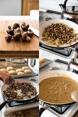Vegan Biscuits & Gravy (Yack_Attack) Tags: vegan vegetarian food recipe brunch breakfast biscuits gravy mushroom veganyackattack veganbowlattack airfryer potatoes creamy soyfree dairyfree pyrex baking jackiesobon wholewheat foodphotographer cookbook foodstylist nikon d750