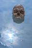 beautiful death (sami kuosmanen) Tags: suomi finland skull nature north europe expression emotion eerie horror kallo dof dead death sky kuusankoski kouvola sun salama spring taivas talvi valotus valo värikäs vesi winter water ice