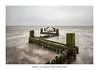 Hunstanton Beach Norfolk (Harry Picturebike Lessman) Tags: hunstanton groynes seascape long exposure nd