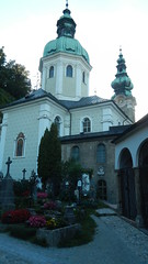 Salzburg, Stiftskirche Sankt Peter [28.08.2014] (b16aug) Tags: geo:lat=4779675000 geo:lon=1304533888 geotagged altstadt austria aut salzburg