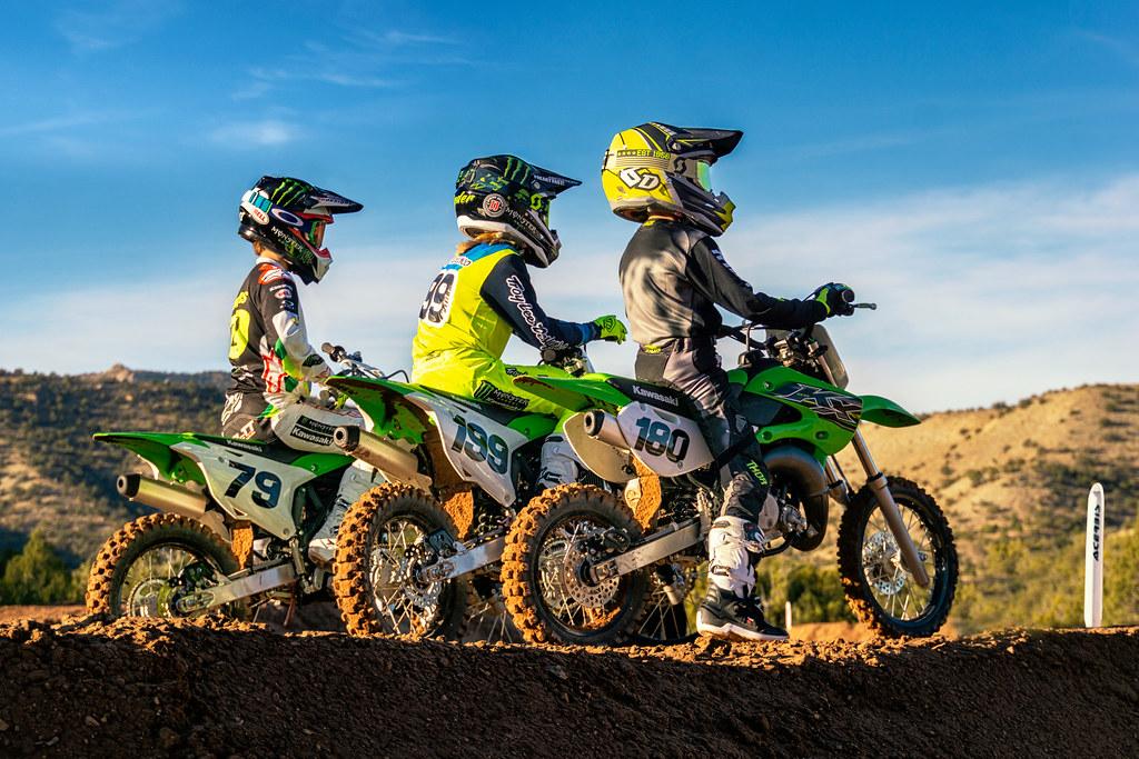 2019 KX85 | Kawasaki Motors Australia
