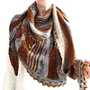 Happy Place (gingergooseberry) Tags: 2018 shawl scarf wrap ravelry