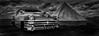 New York Glamper (p.g604) Tags: classiccarssantapoddragracersovercast 1953 chrysler new yorker 20180512imgp3306editedit2jpg bw blackwhite monochrome classic car american 1950s camping santa pod retro drag weekend overcast clouds bumper canvas slackers motorclub 686yue