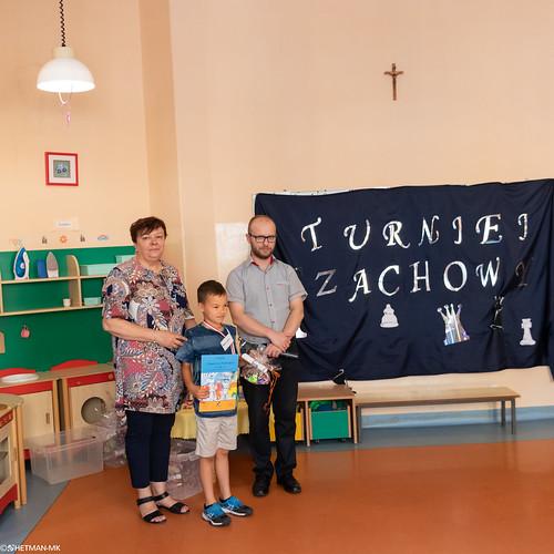 VIII Turniej Szachowy Przedszkolaków o Mistrzostwo Świdnicy-105