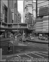 hongkong_scan-2018-06-19-0004 (qwz) Tags: гонконг hongkong architecture cityscape pentax67 skyscraper footbridge street