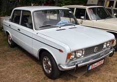 125S (Schwanzus_Longus) Tags: bockhorn german germany old classic vintage car vehicle italy italian sedan saloon fiat 125s 125 s