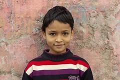 Young boy (Aravindan Ganesan) Tags: cwc634 chennaiweekendclickers portrait varanasighats varanasi canon primelens canon50mm kid india