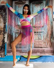 Genesis in the Color (DanGarv) Tags: d810 model portrait sexy female