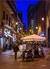 Cagliari Evening (Maclobster) Tags: street scene italy sardinia cagliari
