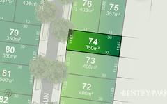 Lot 74, 21-31 Bend Road, Keysborough Vic