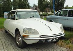 1972 Citroën DS20 (peterolthof) Tags: peterolthof 09062018 leek carscoffee hofman ae1859