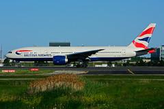 G-VIID (British Airways) (Steelhead 2010) Tags: britishairways boeing b777 b777200er yyz greg gviid