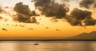 Petit pêcheur et grand Océan .. Bali