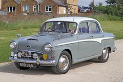 Austin A105 Westminster (1957) (Roger Wasley) Tags: austin a105 westminster 2630cc 1957 toddington classic car gloucestershire