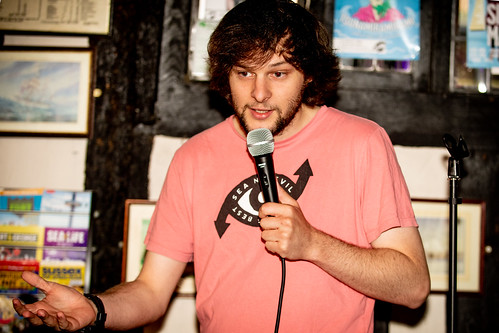 Jake Baker at Hastings Fringe Comedy Festival 2018
