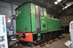 343 Bo'ness & Kinneil Railway 190518 (Dan86401) Tags: bkr bonesskinneilrailway 343 andrewbarclay 040 040dm dieselmechanical shunter