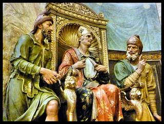 Milano - Chiesa del Santo Sepolcro - Caifa