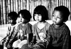 Orphanage Home , Batam , Indonesia (-Faisal Aljunied - !!) Tags: children blackandwhite portrait indonesia batam orphanagehome faisalaljunied