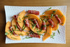 Melon, prosciutto and basil - the perfect Summer dinner (Monceau) Tags: melon prosciutto basil summer dinner 171365 365picturesin2018 365the2018edition 3652018 day171365 20jun18