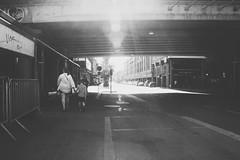grønland, oslo (Pea Jay How) Tags: bw blackandwhite monochrome mono walking walk children mother family street city oslo grønland