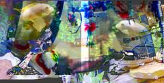 Underwater world (byzantiumbooks) Tags: panosabotage layers