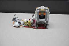 _DSC0162 (starstreak007) Tags: 75202 defense crait star wars jedi last lego