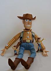 2018 Smile on Saturday: Hats and Co (dominotic) Tags: 2018 smileonsaturday hatsandco toystory sheriffwoody toy figurine doll sydney australia