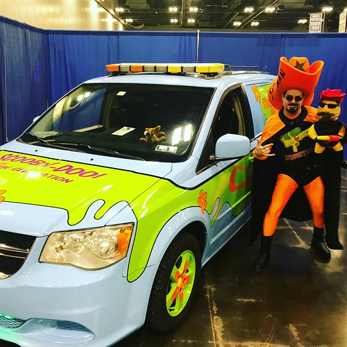 SQUIRTMAN - Wizard World Comic Con 2018 - Columbus Ohio