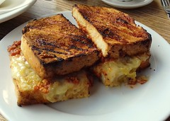 Cheese and Bacon Toastie from Cherry Pie, Preston (Tony Worrall) Tags: add tag ©2018tonyworrall images photos photograff things uk england food foodie grub eat eaten taste tasty cook cooked iatethis foodporn foodpictures picturesoffood dish dishes menu plate plated made ingrediants nice flavour foodophile x yummy make tasted meal nutritional freshtaste foodstuff cuisine nourishment nutriments provisions ration refreshment store sustenance fare foodstuffs meals snacks bites chow cookery diet eatable fodder toasties toast bread sandwich cheese cherrypie cafe
