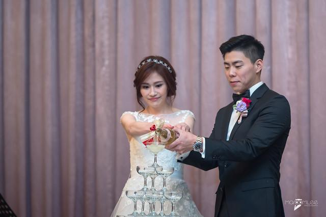 Allen&Alice-台南大億麗緻宴客-婚禮記錄-23