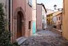 Santarcangelo (©Andrey) Tags: italy vacation santarcangelo di romagnia summer outdoor street old town landscape door window warm wide angle sigma 1224