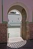 Marraquexe - Entrada de Mesquita na Medina (Sofia Barão) Tags: marrocos morroco marrakech