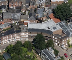 Wisbech library aerial (John D Fielding) Tags: library wisbech cambridgeshire above aerial nikon d810 hires highresolution hirez highdefinition hidef britainfromtheair britainfromabove skyview aerialimage aerialphotography aerialimagesuk aerialview drone viewfromplane aerialengland britain johnfieldingaerialimages fullformat johnfieldingaerialimage johnfielding