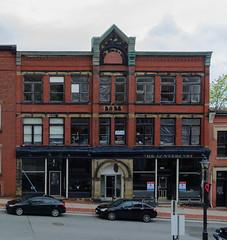 Walker Building (rickmacewen) Tags: heritagearchitecture architecture saintjohn newbrunswick building canada