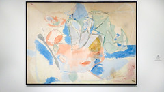 Frankenthaler, Mountains and Sea