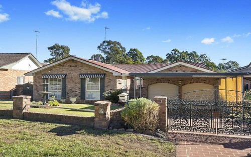 15 Malonga Avenue, Kellyville NSW