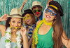 Partygoers are celebrating Carnival in Brazil. Much joy and fun for these teenagers. (Any Schiavinato) Tags: carnaval african america american asian black brazil brazilian brown carnival celebrate celebration cheerful colorful concept costume dancing diversity dressed enthusiasm ethnic euphoria exhilaration friends friendship group happy hat holiday indoors japanese joy latin life lifestyle man mardigras multi multiethnic multiracial party partygoer people posing revelers revelry smile south summer sunglasses teenager together traditional tropical wearing woman young
