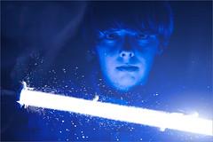 Lightsaber (janos radler) Tags: lightsaber light saber night