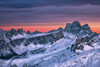 PRODROMES (Stephen Hunt61) Tags: alpine alps sunset snow peaks panoramic clouds rocks nature natural natura alpino alpi neve dolomites outdoor landscape landmark stefanocaccia