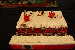 Bricks am Meer 2.0 (sander_koenen92) Tags: lego landscape layout lake city castle cafe starwars sculptures space scene event trains town pirates modular
